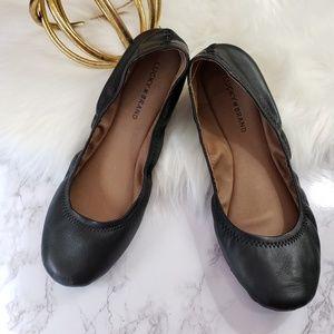 Lucky Brand | 11 Emmie black ballet flats